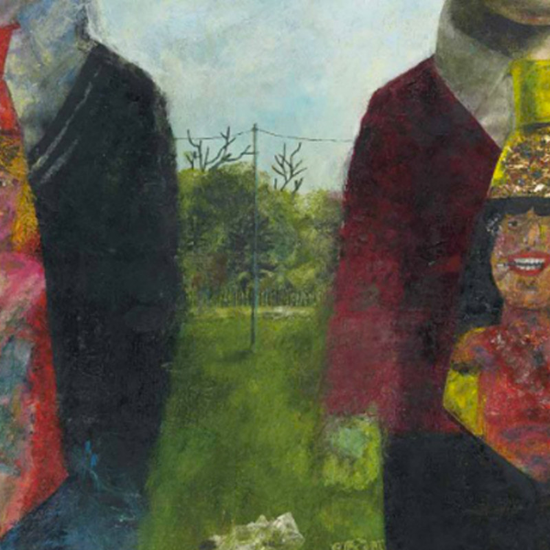 Sir Peter Blake Painting Bought for £30 Expected To Fetch Over £300,000
