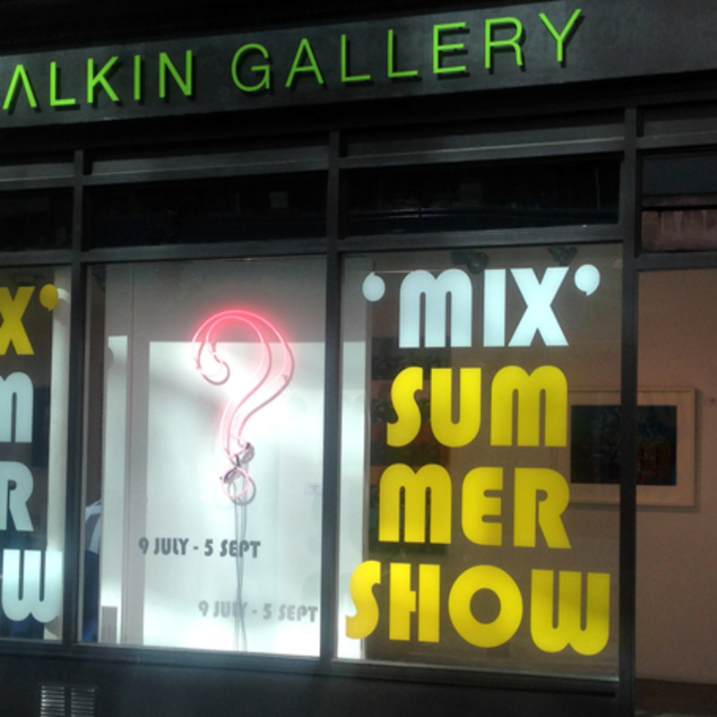 MIX: Summer Group Show Now Open