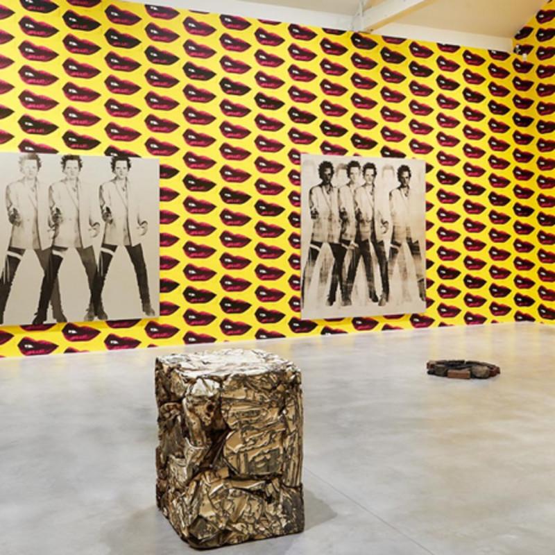 New Gavin Turk Retrospective At Damien Hirst's Newport Street Gallery
