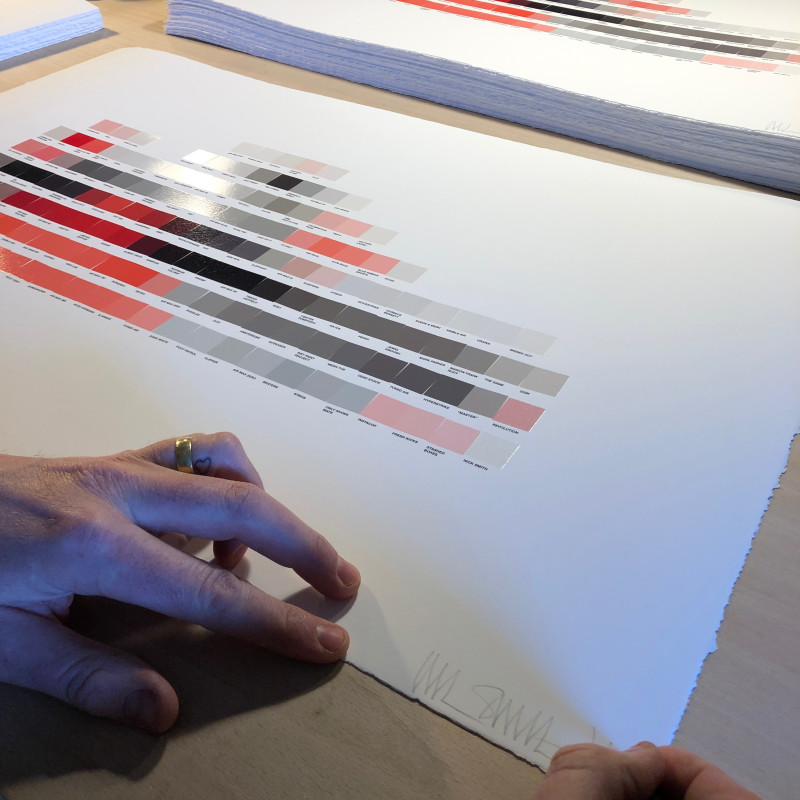 Nick Smith 'AM90' Print Release