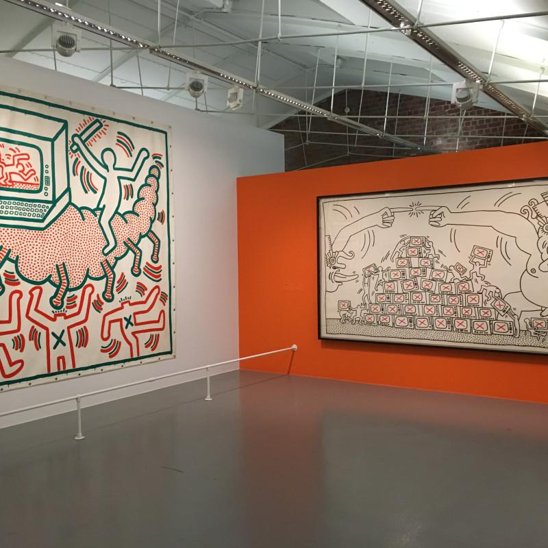 Keith Haring at Tate Liverpool