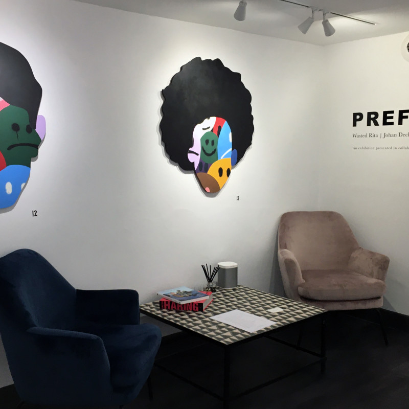 PREFACE Private View