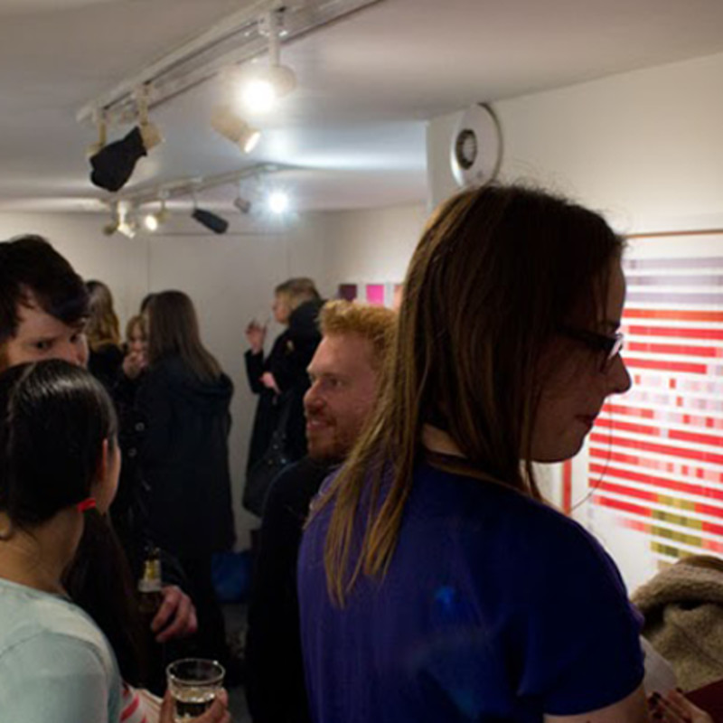 'Psycolourgy' Private View
