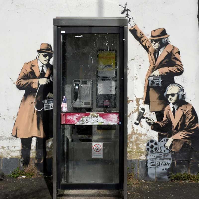 Banksy With House Attached On The Market For £210,000