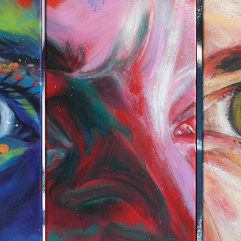 David Walker exhibition video