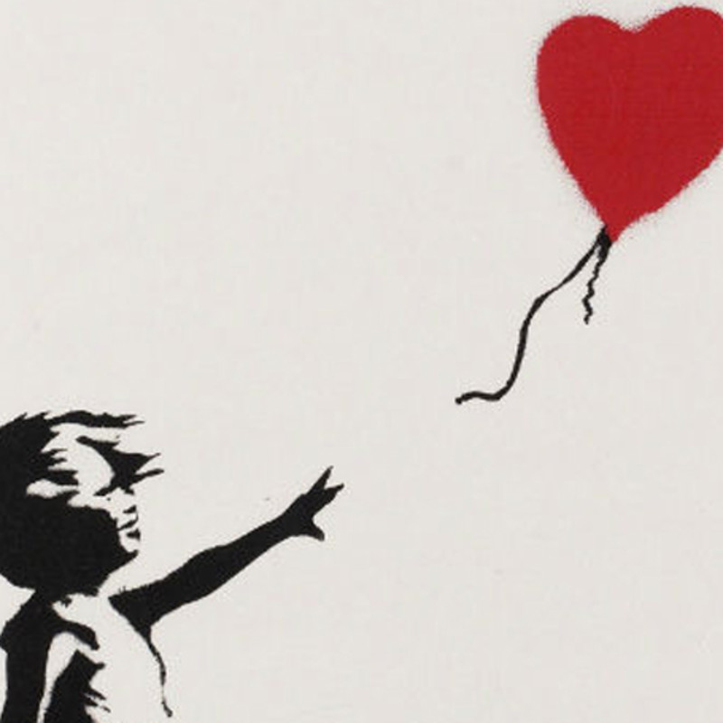 Banksy Print Sells For Over £50,000 In Auction