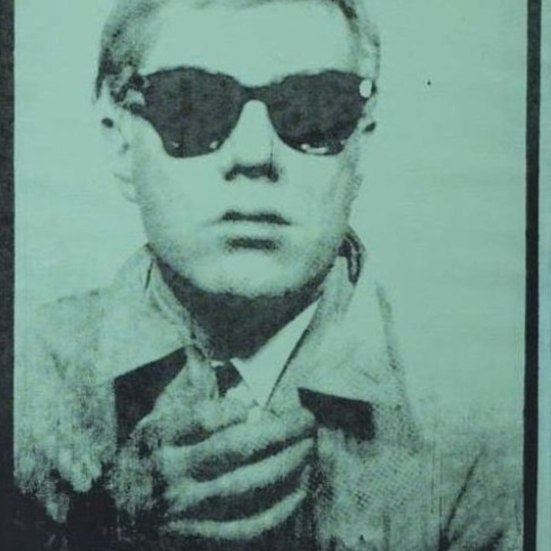 Andy Warhol Self-Portrait 1964 Private Collection © 2020 The Andy Warhol Foundation for the Visual Arts, Inc. / Licensed by...