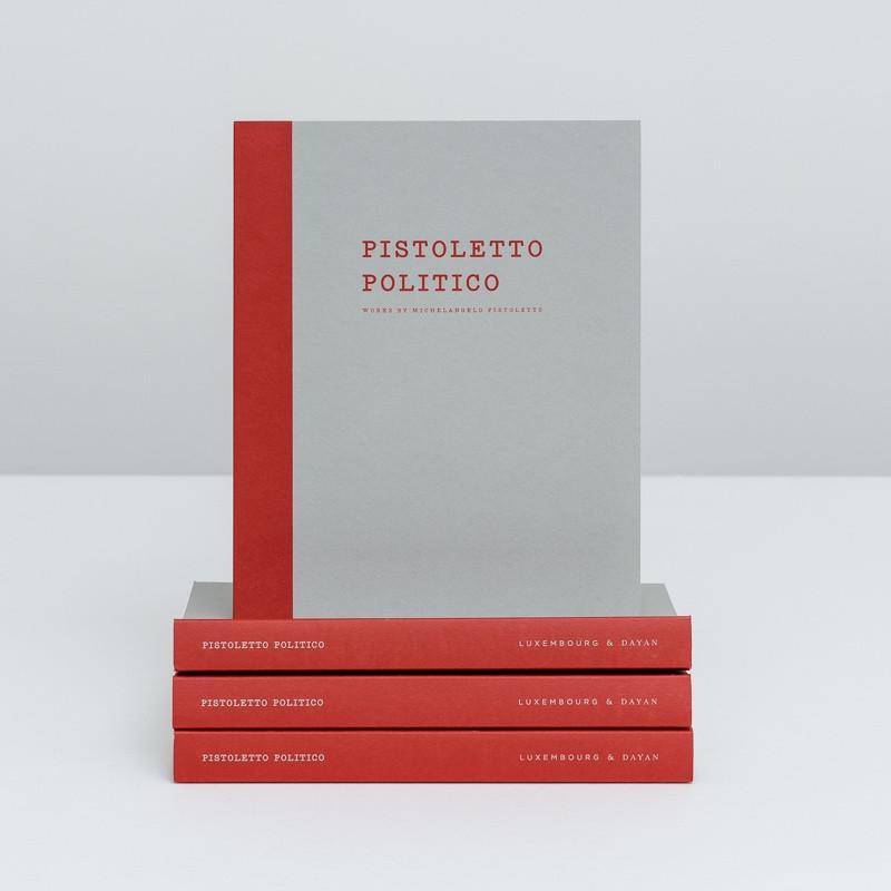 Pistoletto Politico inside page