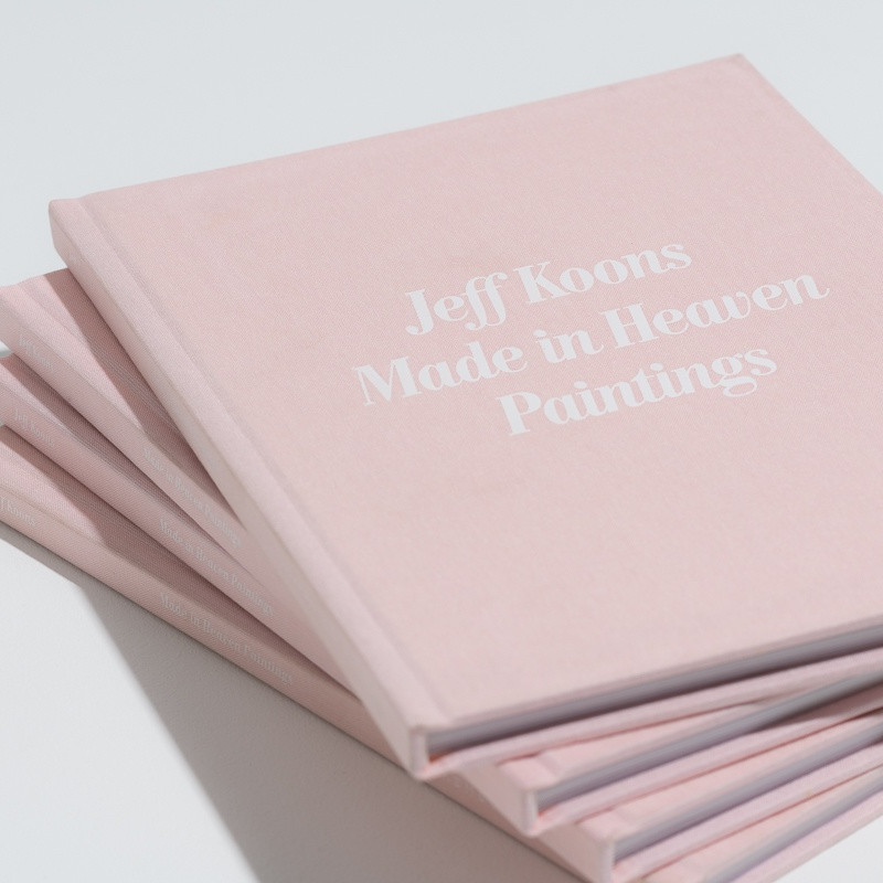 Jeff Koons: Made in Heaven Paintings inside page