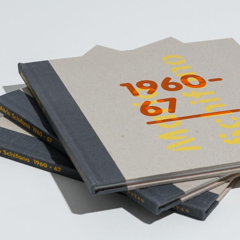 Mario Schifano: 1960-67 inside page