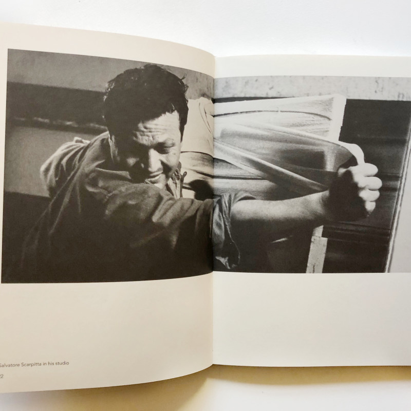 Salvatore Scarpitta 1956 - 1964 inside page