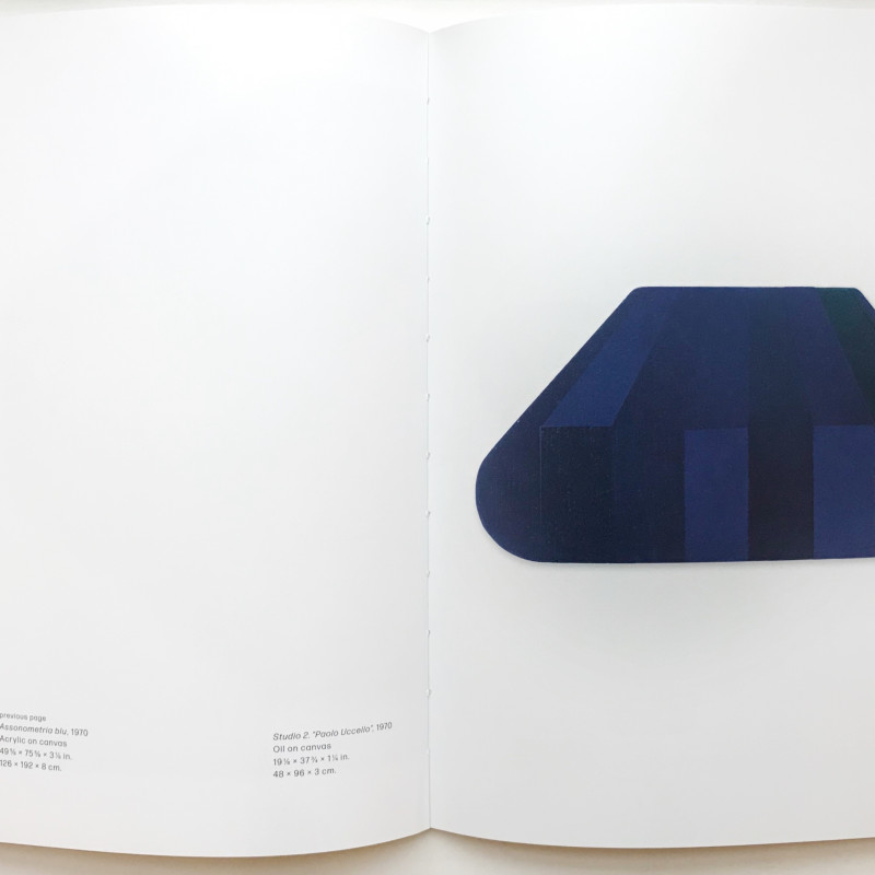 Rodolfo Aricò: Line of Demarcation inside page