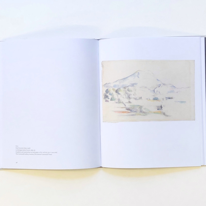 Reconstructing Cezanne: Sequence and Process in Paul Cezanne's Works on Paper inside page