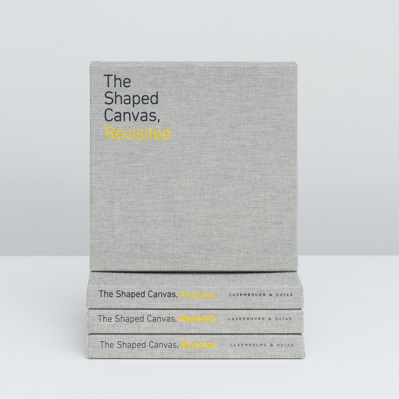 The Shaped Canvas, Revisited inside page