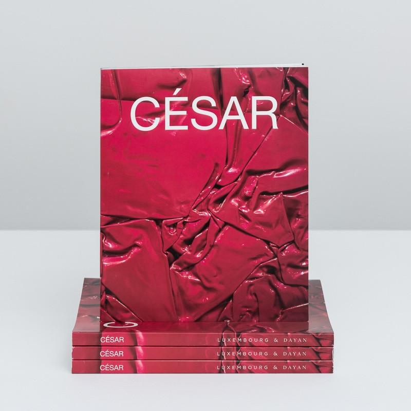 César inside page