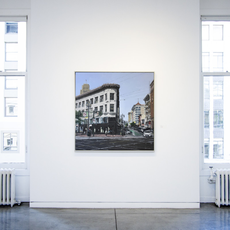 Heather Capen| Urban Light , Exhibition on view through September 3rd.