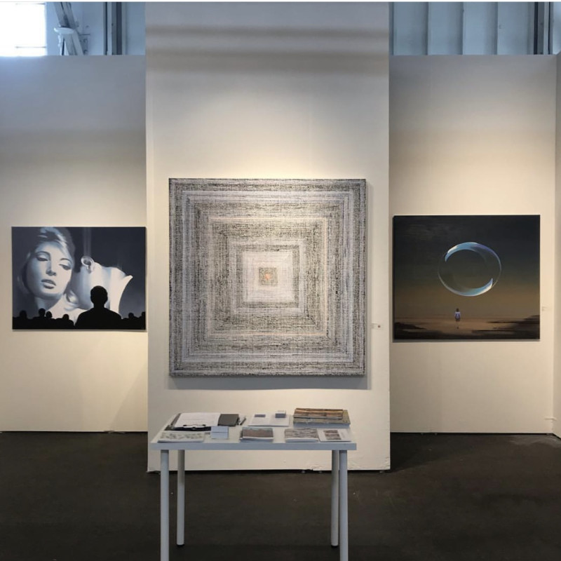 Art Market, San Francisco: Booth #114