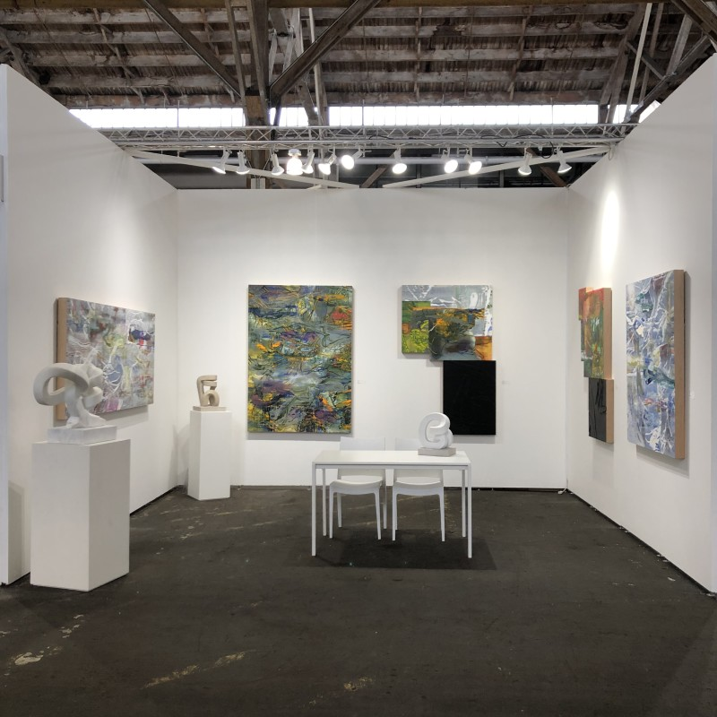 UNTITLED ART, San Francisco: Booth B16