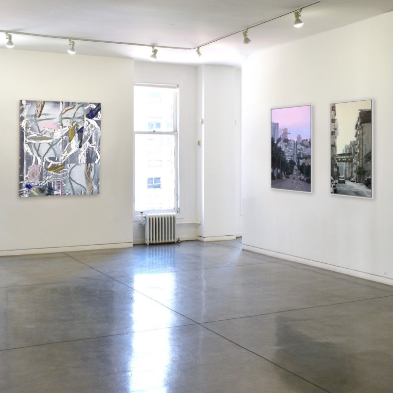 Maybaum Gallery | Inaugural Group Exhibition