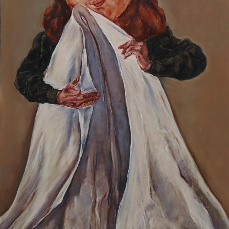 The Bed Sheet (Das Laken), 1971 - 1972