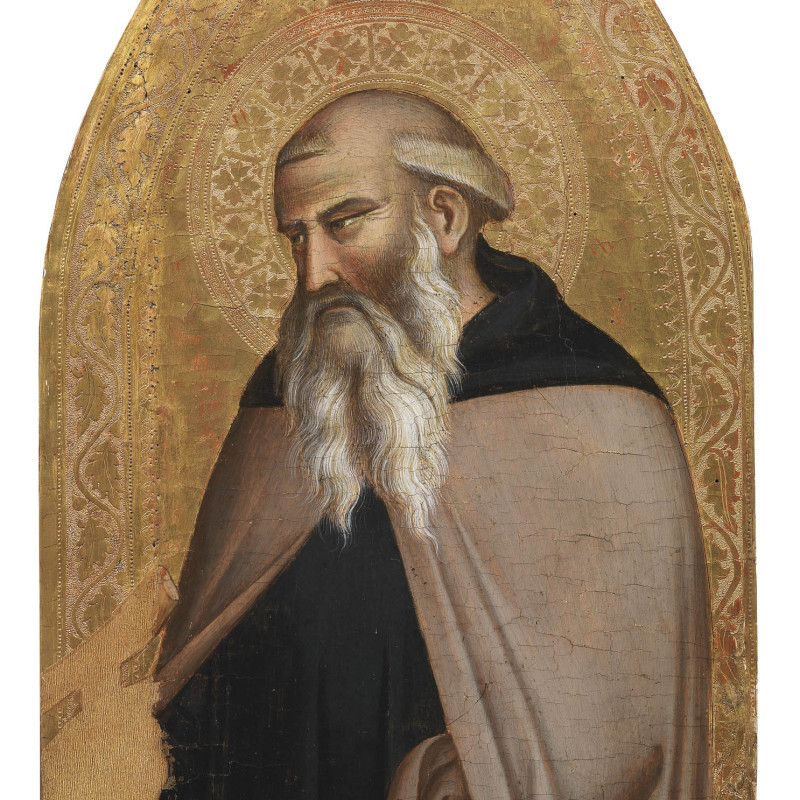 Taddeo Gaddi, Saint Anthony