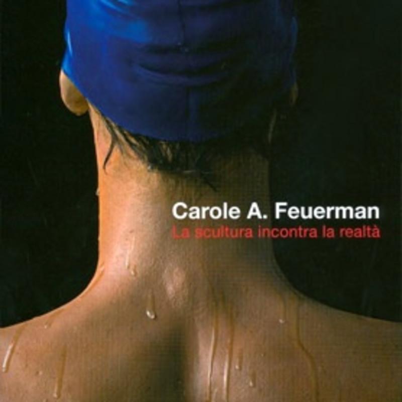 Carole A. Feuerman La scultura incontra la realtà