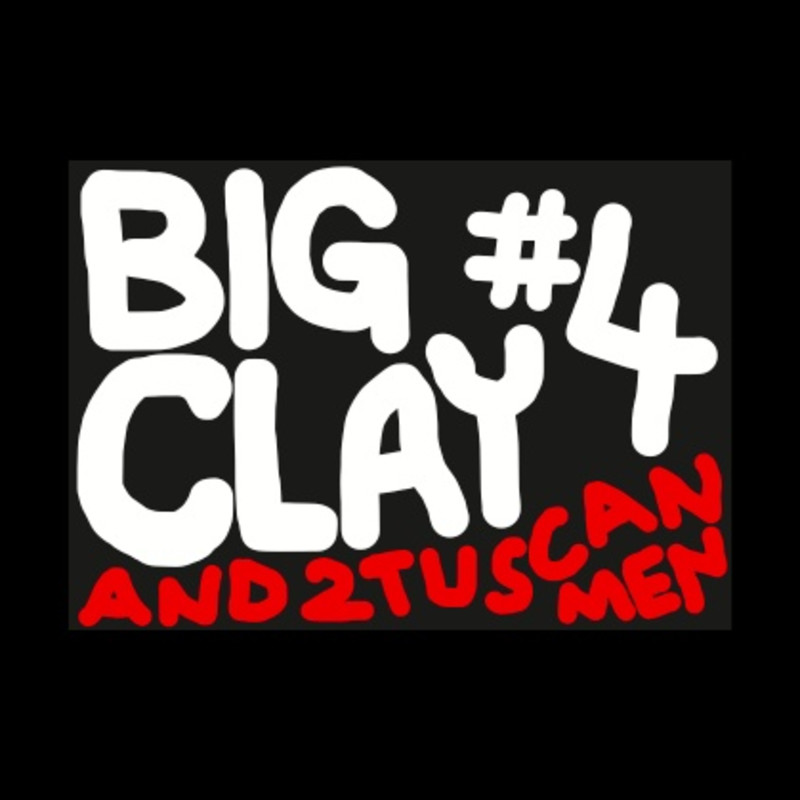BIG CLAY #4 AND 2 TUSCAN MEN PIAZZA DELLA SIGNORIA, FLORENCE -22 SEPTEMBER 2017- 21 JANUARY 2018