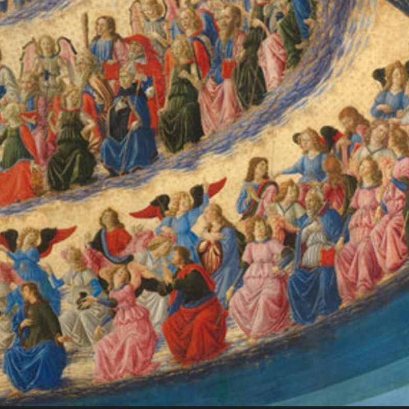 Visions of Paradise - Botticini's Palmieri Altarpiece