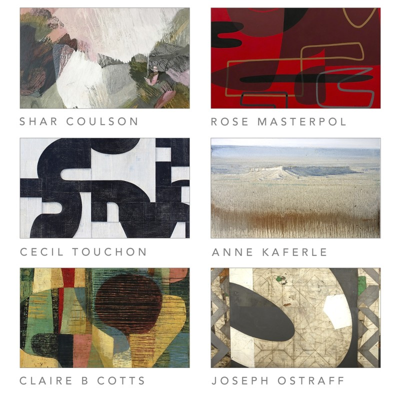 Abstractions Group Exhibition 2019