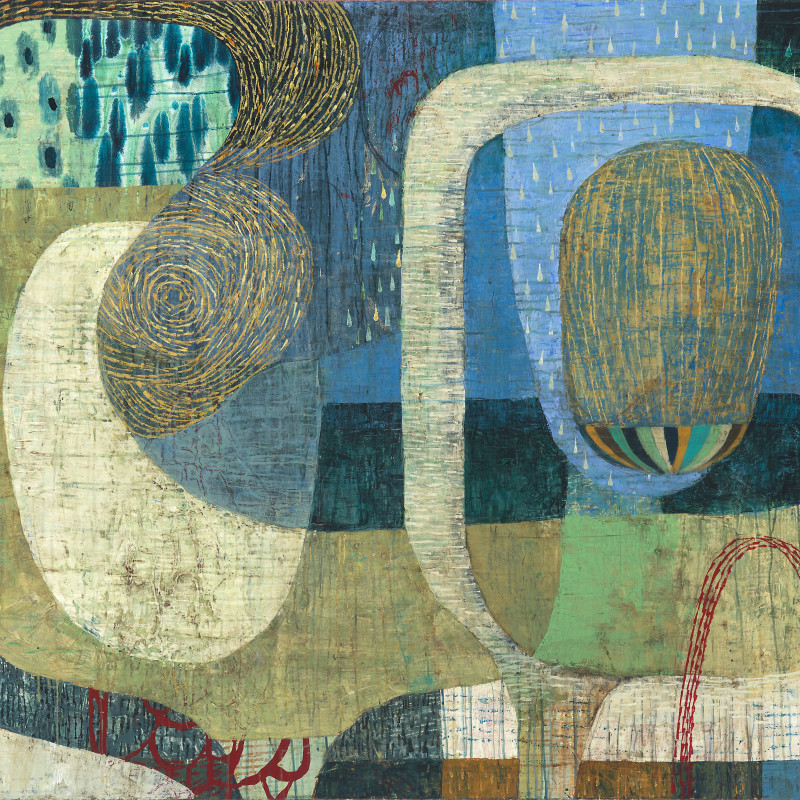Claire B Cotts, The Floating World