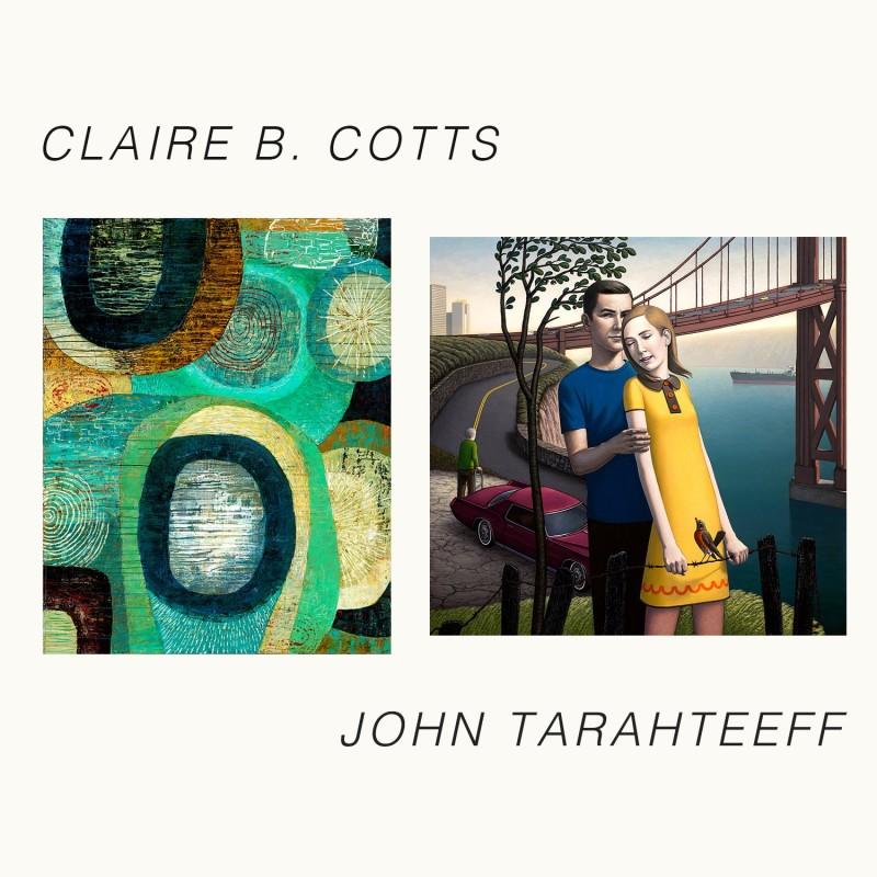 Claire B. Cotts + John Tarahteeff, Layers