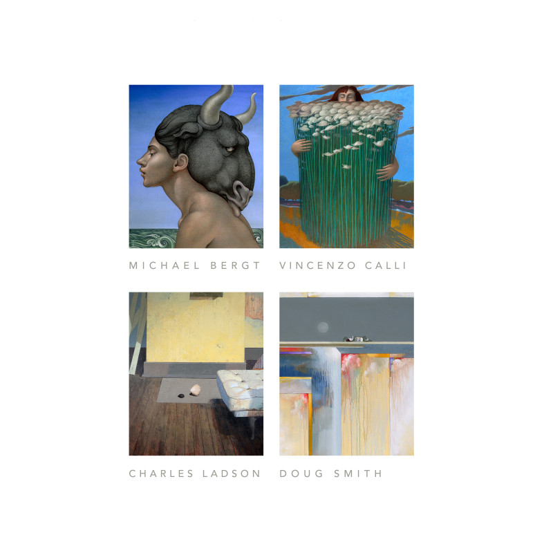 Figurations, Michael Bergt | Vincenzo Calli | Charles Ladson | Doug Smith