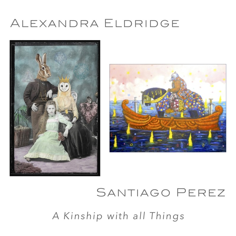 A Kinship With All Things, Alexandra Eldridge + Santiago Perez