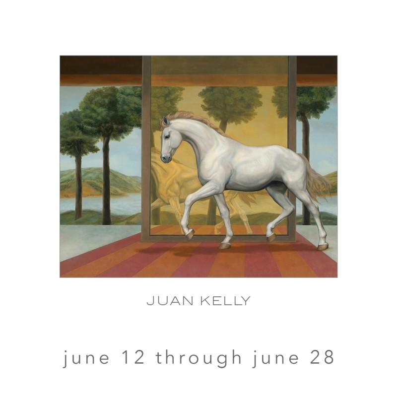 Juan Kelly Solo Exhibition