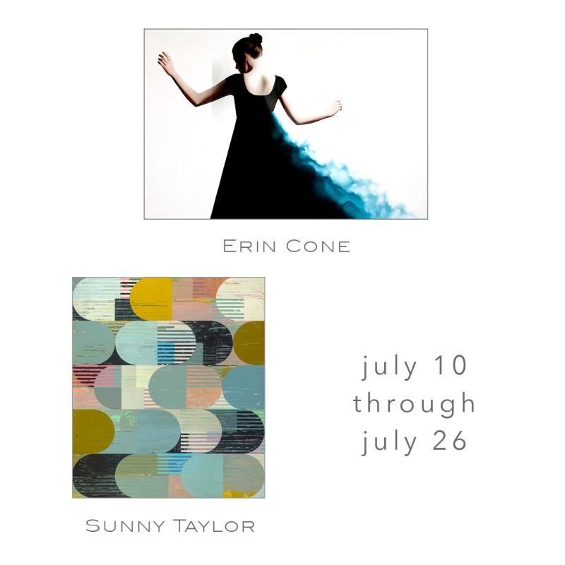 Erin Cone + Sunny Taylor