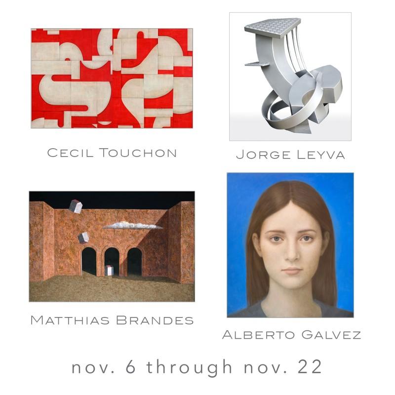 Alberto Galvez + Matthias Brandes | Jorge Leyva | Cecil Touchon