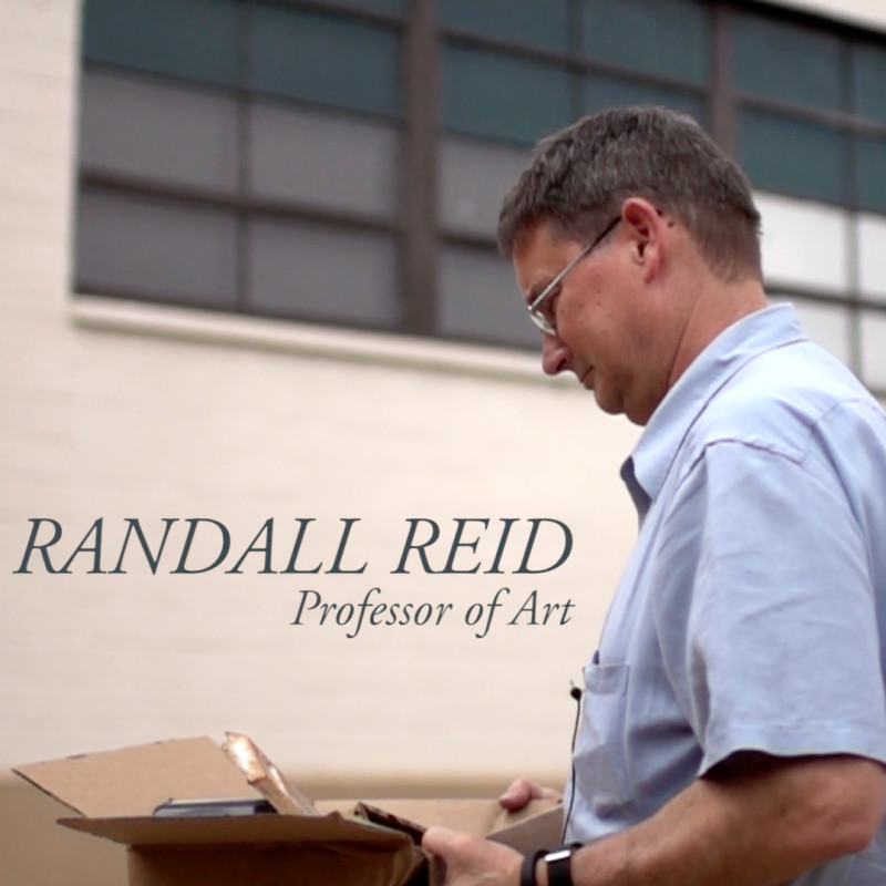 TEXAS STATE UNIVERSITY FEATURES VIDEO ON RANDALL REID