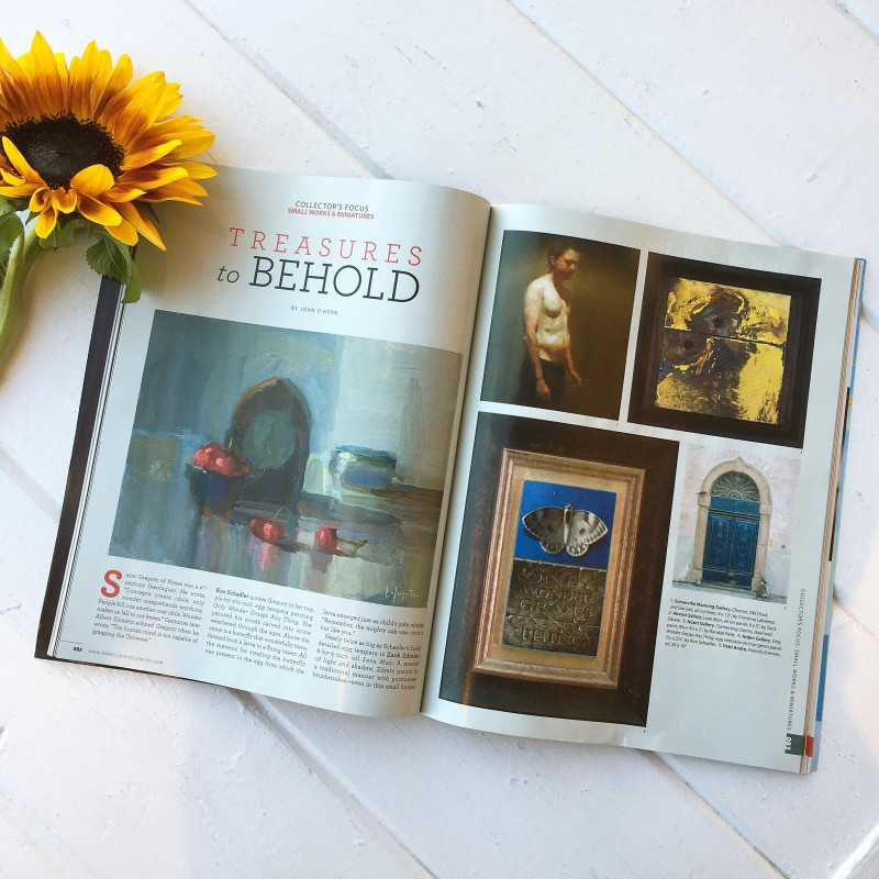 Randall Reid featured in American Art Collector