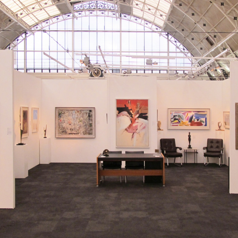 London Art Fair 2019 - Business Design Centre
