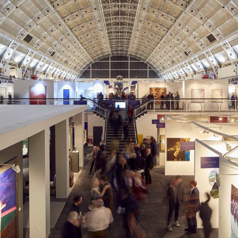 London Art Fair 2020 - Business Design Centre
