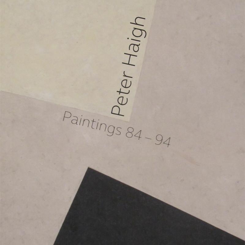 Peter Haigh, Paintings 84-94