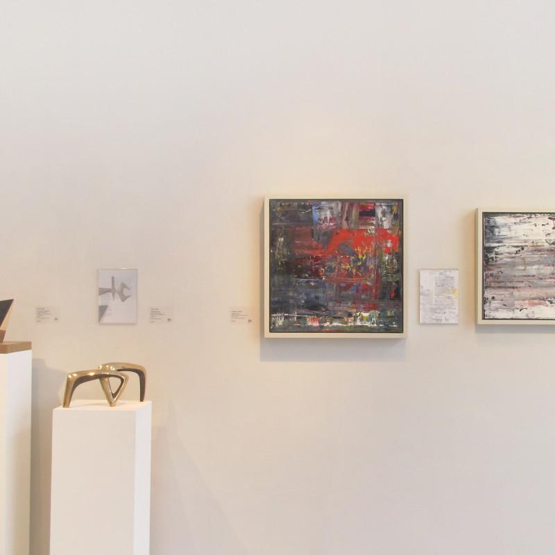 Three Works x Nine Artists