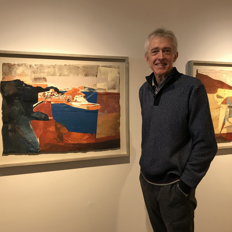Jeremy Gardiner at St Barbe Museum and Art Gallery, Lymington