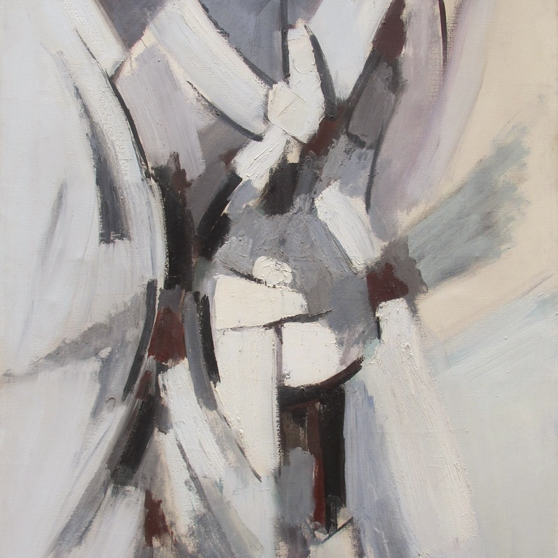 Heath, Painting 1959