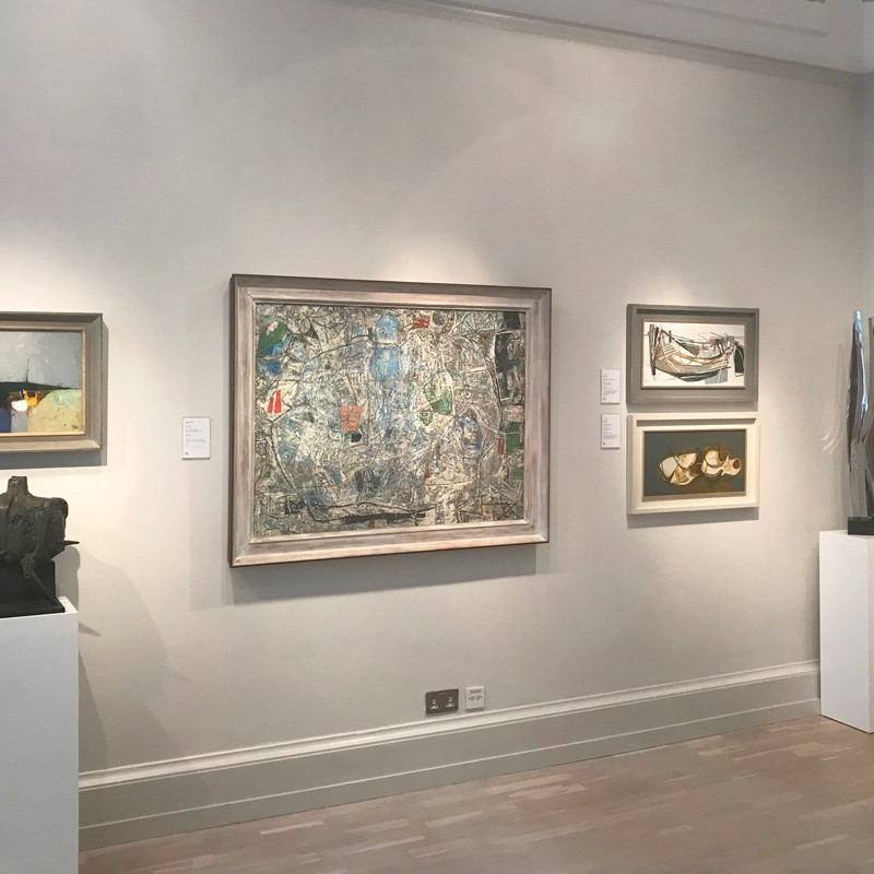 St Ives & Post War Exhibition, Summer 2018