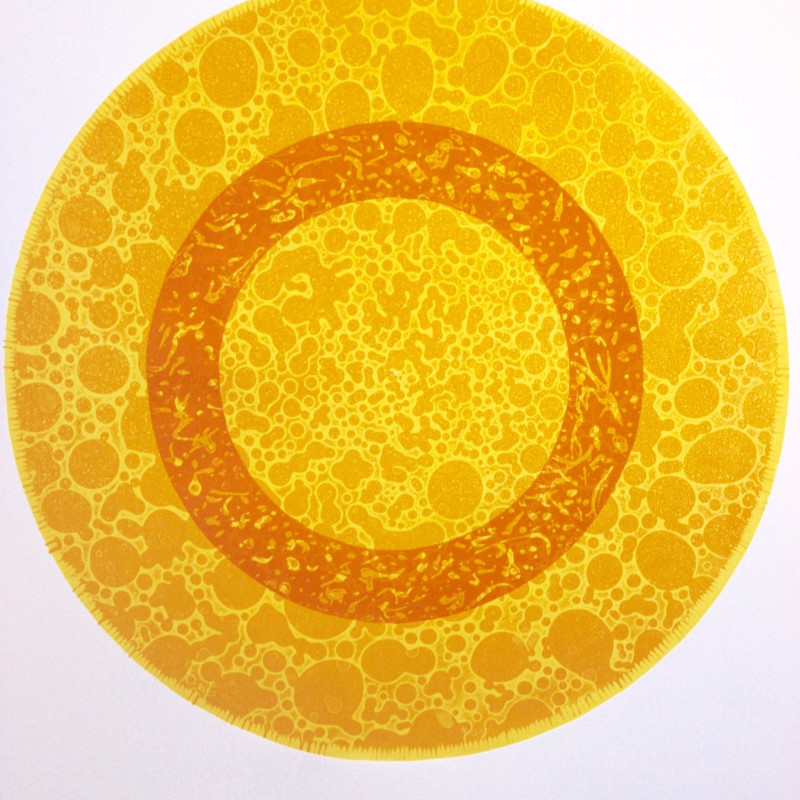 Orange Disk Orbit