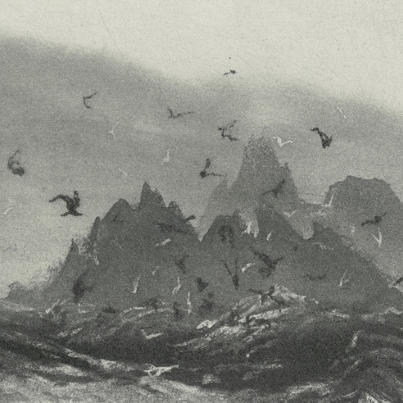 Norman Ackroyd RA RE - Skelling Rocks