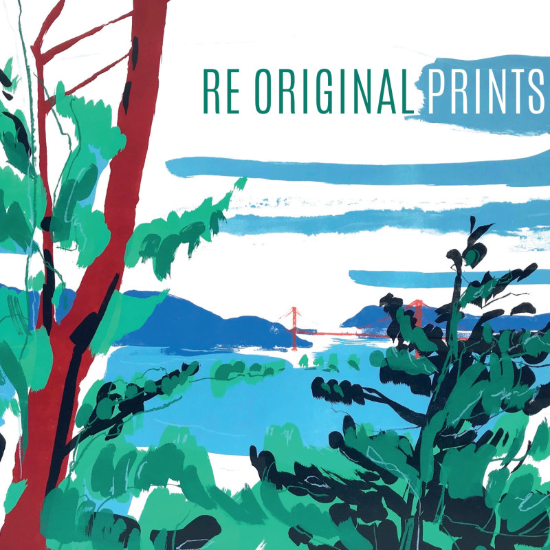 RE ORIGINAL PRINTS - VIRTUAL PRIVATE VIEW
