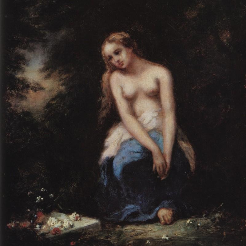 Narcisse Diaz - L'Abandonnee, 1856