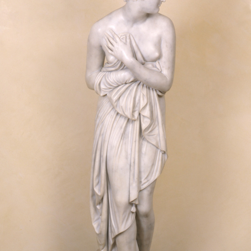 Antonio Canova (after) - A Neo-classical figure of Venus Italica, after Antonio Canova, Italian, date circa 1880